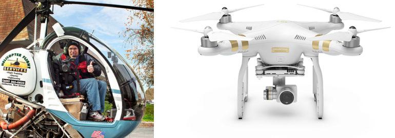 Philadelphia pa drone pilot operator